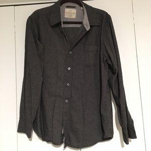 XL Dark Grey Flannel